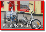 Mapes Bike Hire - Tricycles